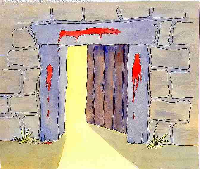 E2E picture 4 (Exodus-Passover) adjusted & Godu0027s Big Story (6) u2013 Rescue and Sacrifice | journeymanpreacher pezcame.com